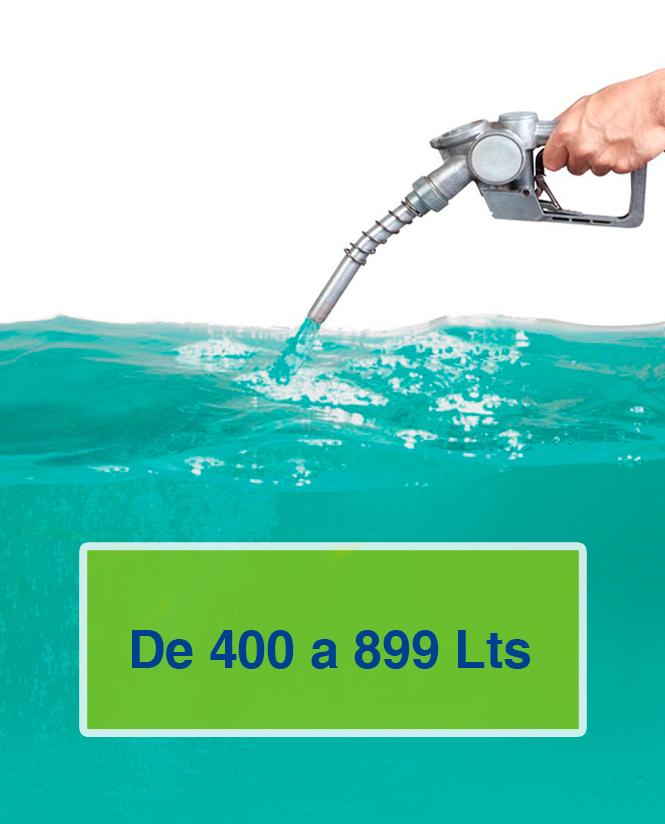 Gasoleo C De 400 A 899 Litros Grupo Ulla